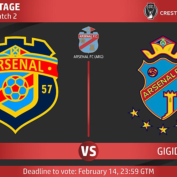 [VOTING] Group E - Match 2