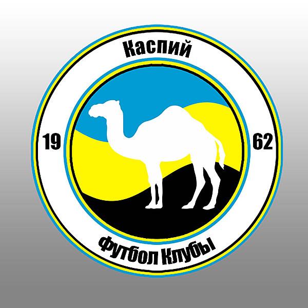FC Caspiy crest redesign