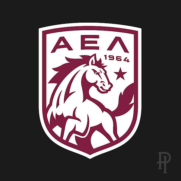 AE Larissa - Rebrand