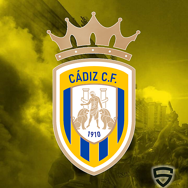 Cadiz CF  Redesign