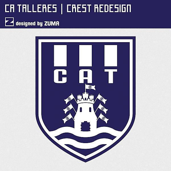 Club Atlético Talleres | Crest Redesign