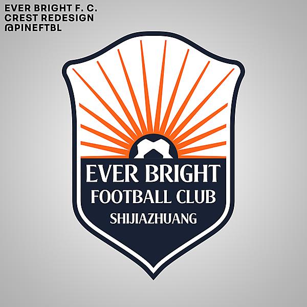 Ever Bright F. C. Crest Redesign