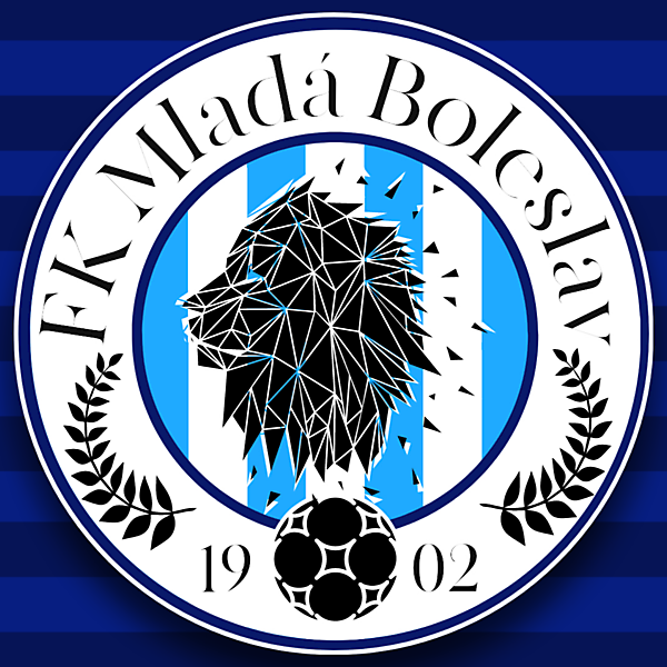 FK Mladá Boleslav crest redesign