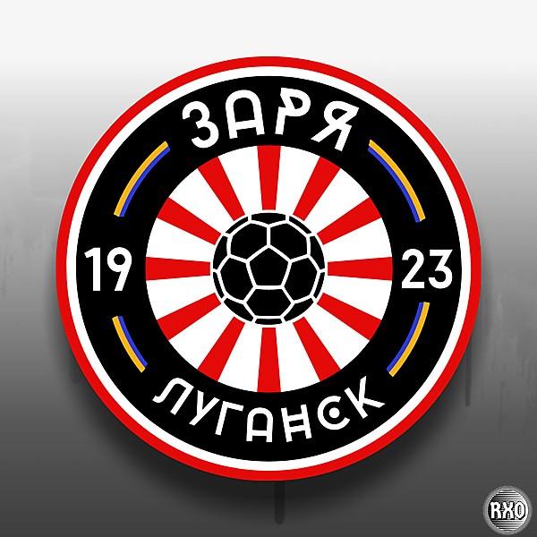 fk zorya luhansk Crest Redesign