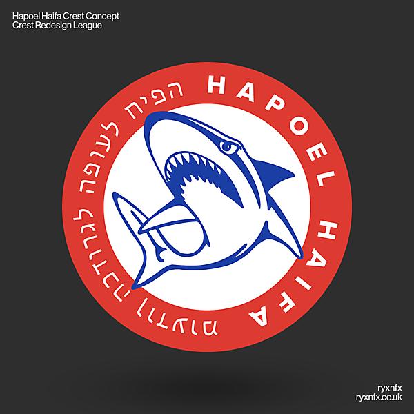 Hapoel Haifa | Crest Redesign League