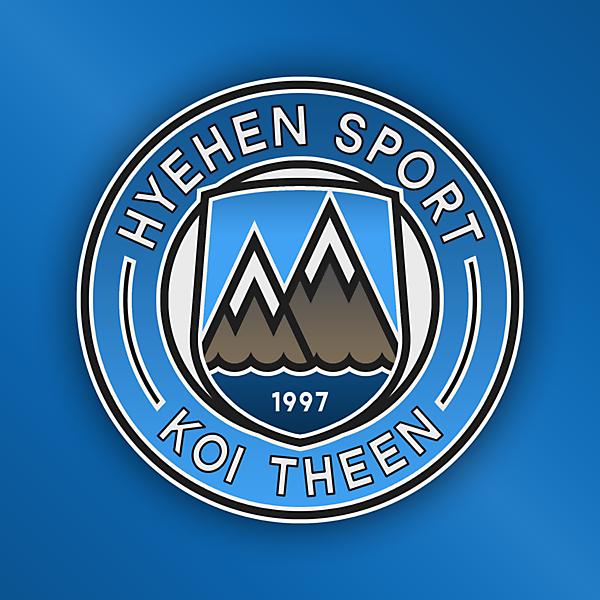 Hienghène Sport   Crest Redesign