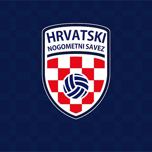 Hrvatski Nogometni Savez (HNS - CROATIA) - redesign