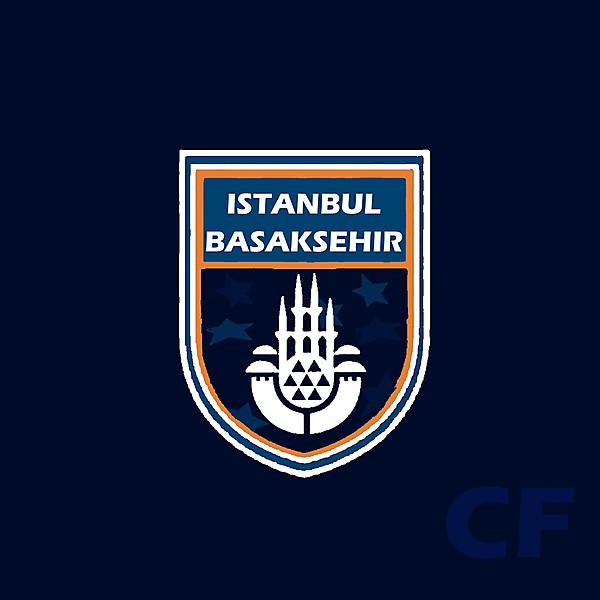 Istanbul Basaksehir Crest Redesign