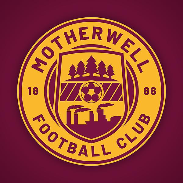 Motherwell FC | Crest Redesign