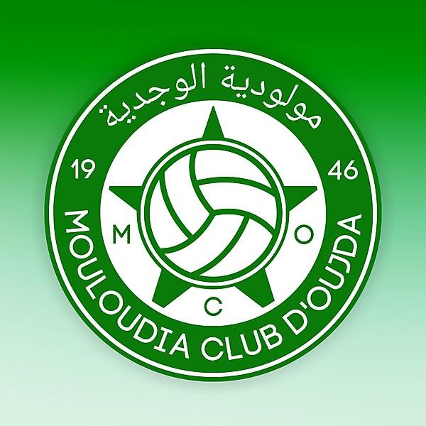 Mouloudia Club d'Oujda Crest Redesign