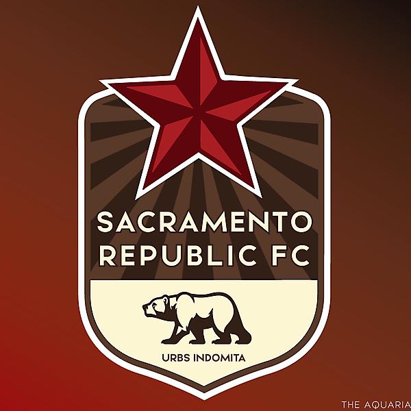 Sacramento Republic FC Crest Design