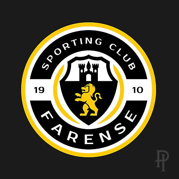 SC Farense - Rebrand