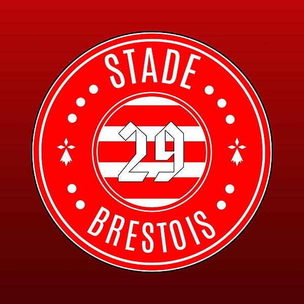 Stade Brestois Crest Rededign