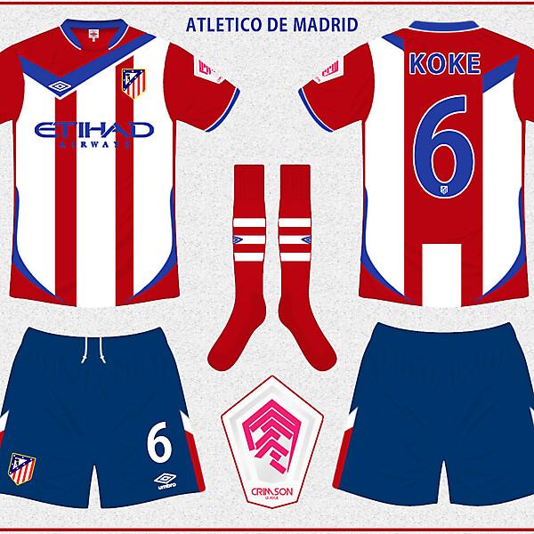ATLETICO DE MADRID - Crimson League : Matchday 1 -