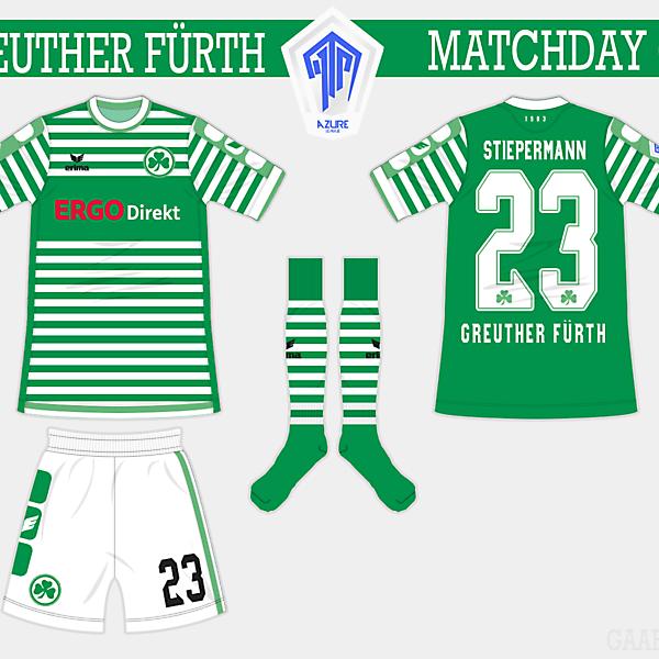 [Azure League] Matchday 6 - SpVgg Greuther Fürth