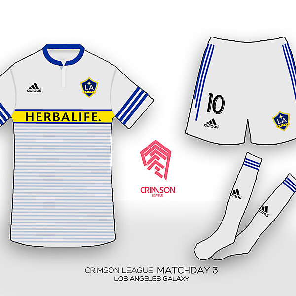 CLM3: LA Galaxy Home Kit