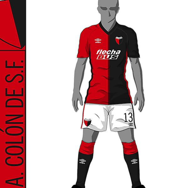Club Atlético Colòn-Lorenzo Marini, Matchday 9 - Crimson League