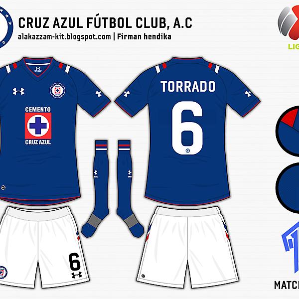 Cruz Azul - Azure League, Matchday 1