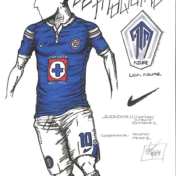 Design Football League - Azure League - Match Day 1 - Cruz Azul