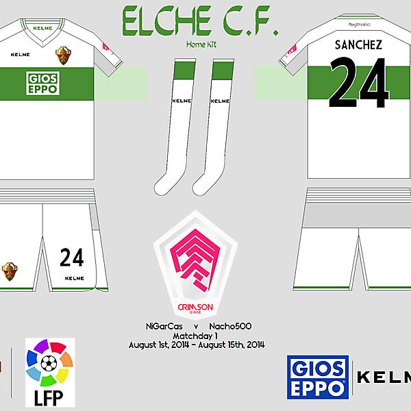 ELCHE C.F. - Crimson League - Matchday 1