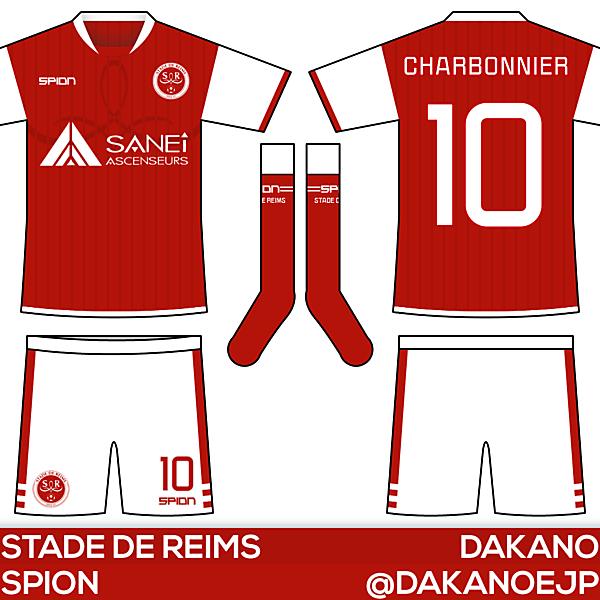 Stade de Reims Home - Crimson League Matchday 9