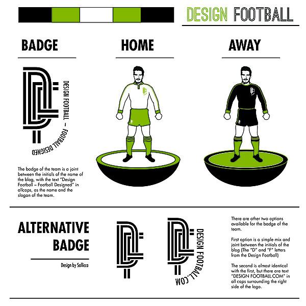 Design Football – Football Designed