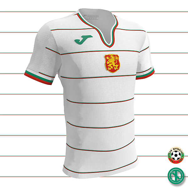 Bulgaria | Euro21 Home Kit Concept