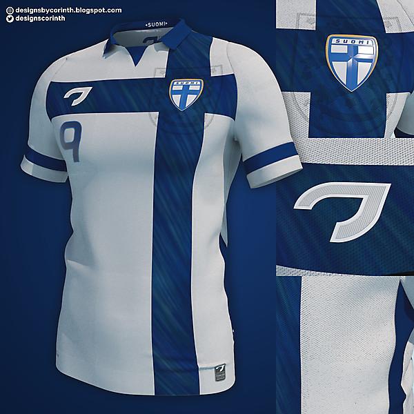 Finland   Home Shirt