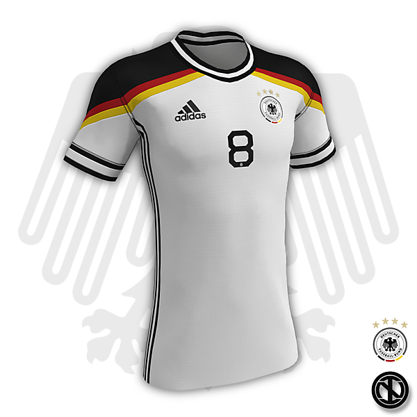 Germany | Euro21 Home Kit Concept