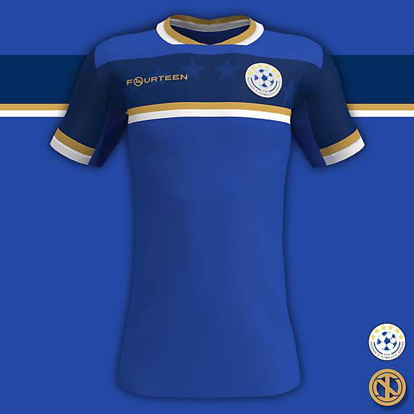 Kosovo | Euro21 Home Kit Concept
