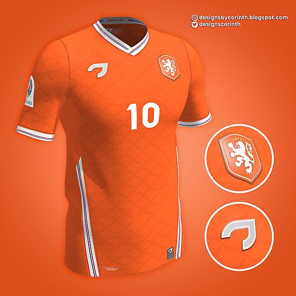 Netherlands | Home Shirt