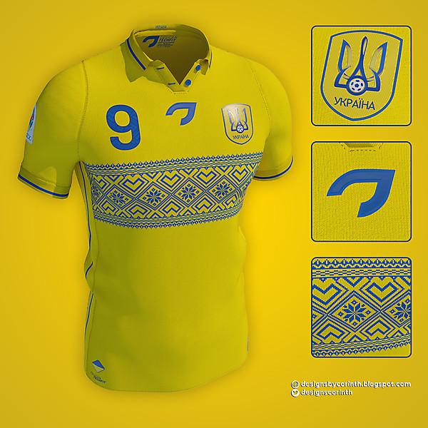 Ukraine | Home Shirt
