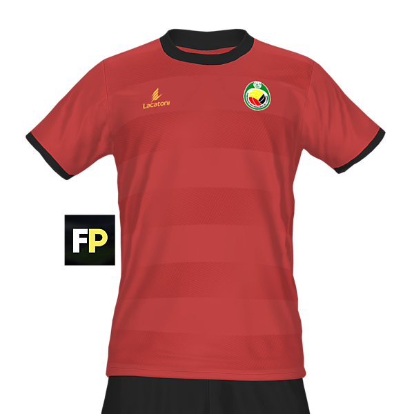 Mozambique home kit by @feliplayzz
