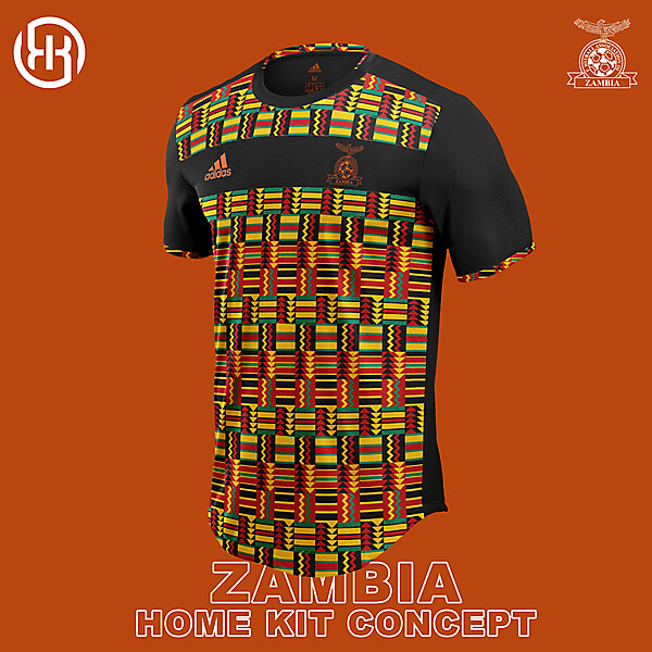 Zambia | Home kit concept