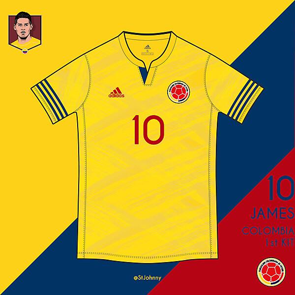 哥伦比亚 Colombia