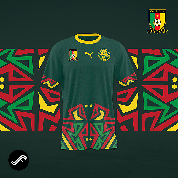 CAMEROON CONCEPT KIT