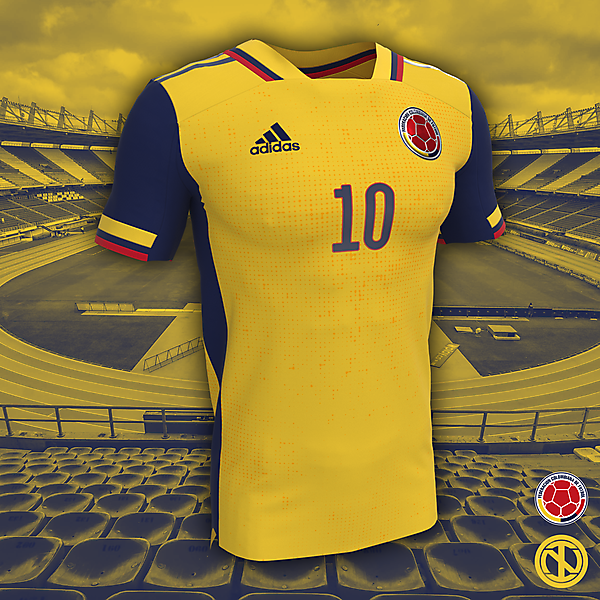 Colombia | Home Kit Concept