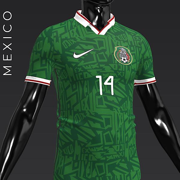 Mexico Home Shirt
