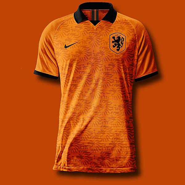 Netherlands WNT home kit