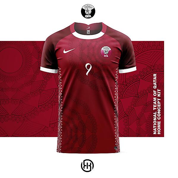 Qatar | Home kit concept
