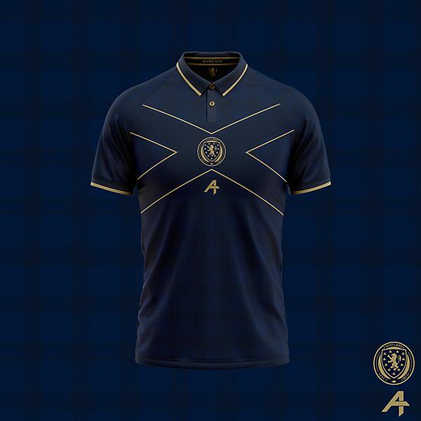 Scotland home kit concept