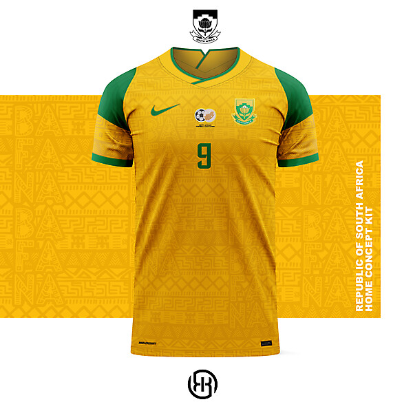 South Africa | Home kit concept