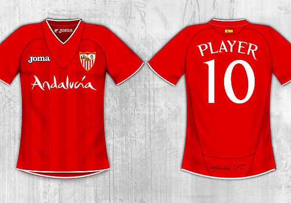 Sevilla Away