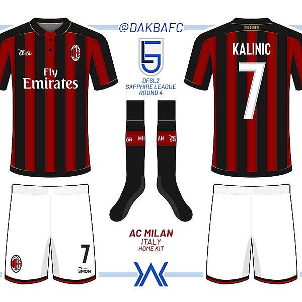 AC Milan DFSL2 R4