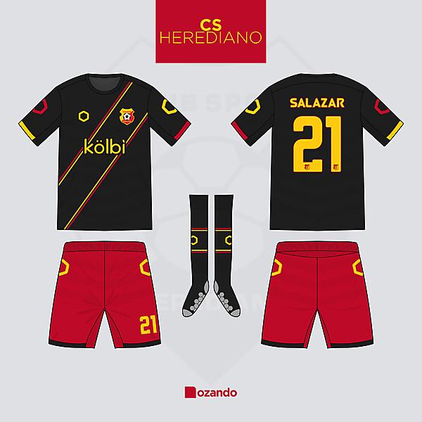 CS Herediano x Ozando | Away