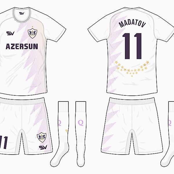 Qarabag Away Kit
