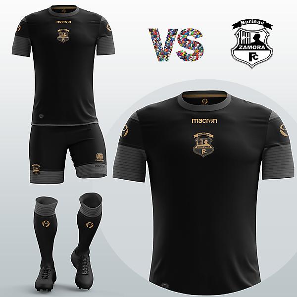 Zamora Away kit