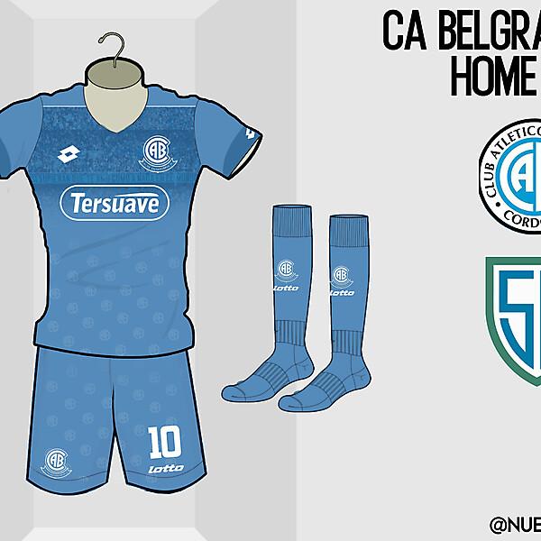 CA Belgrano Home - DFSL