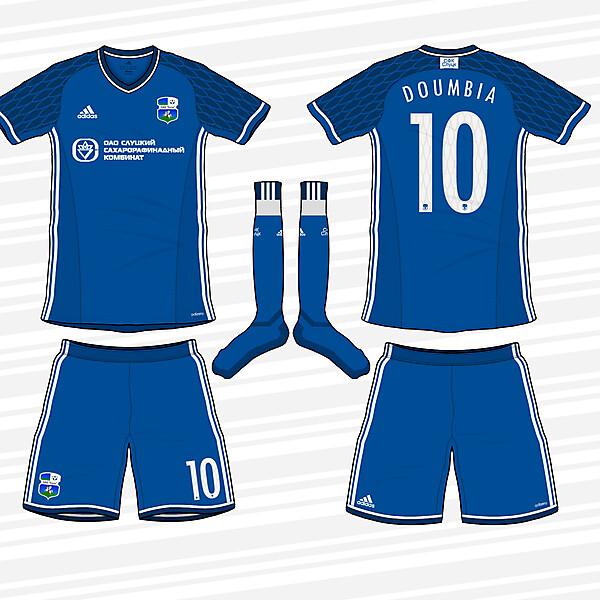 FC Slutsk - Home kit