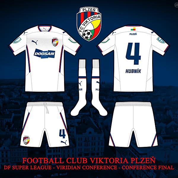 FC Viktoria Plzeň Away - Puma